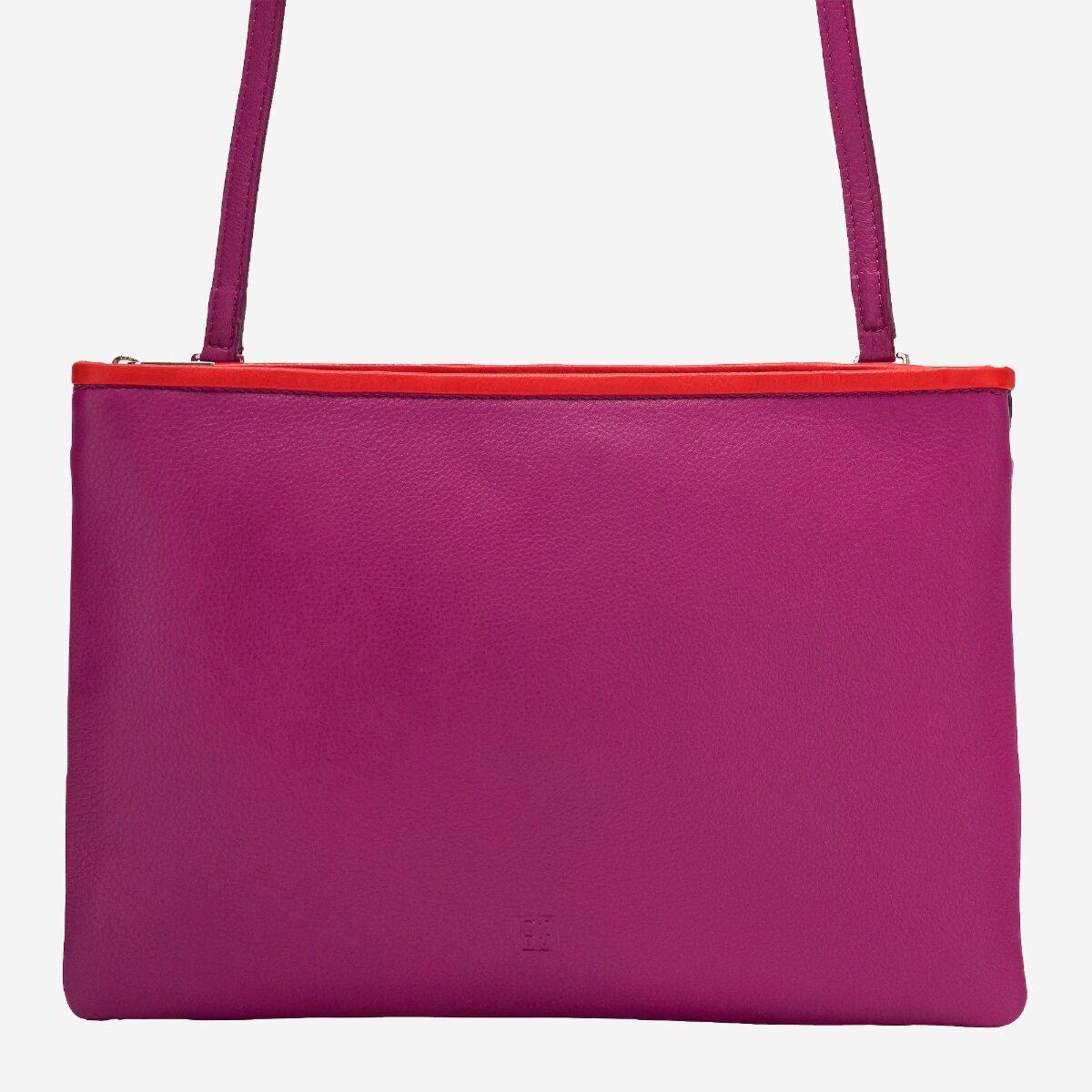 borsa da donna pelle con tracolla