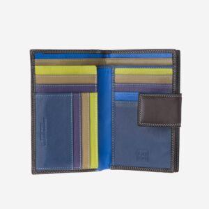 portafoglio in pelle donna con portamonete