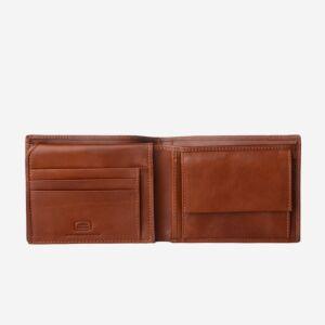 portafoglio uomo con portamonete