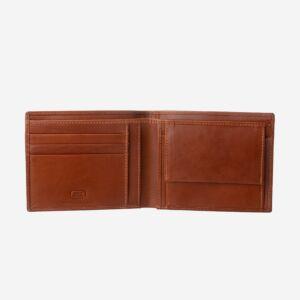 portafoglio uomo pelle con portamonete