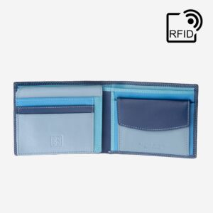portafoglio uomo schermato rfid