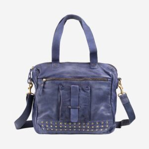 580-1078N Timeless - Bag - Indigo Blue