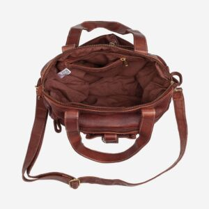 580-1078N Timeless - Bag - Onyx Brown