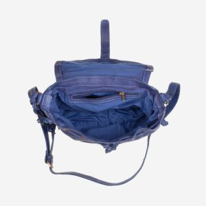 580-1083N Timeless - Bag - Indigo Blue