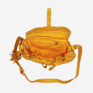 580-1083N Timeless - Bag - Saffron Yellow