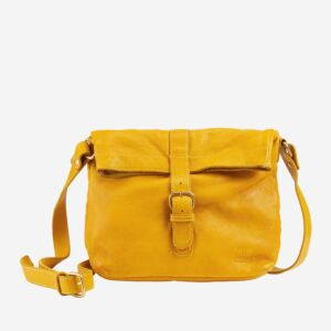 580-1079N Timeless - Mini Bag - Saffron Yellow