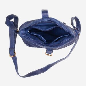 580-1079N Timeless - Mini Bag - Indigo Blue
