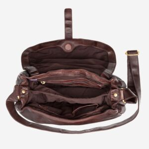 580-1092N Timeless - Bag - Cocoa Brown