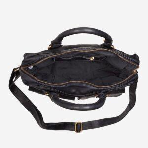 580-1098N Timeless - Bag - Black Slate