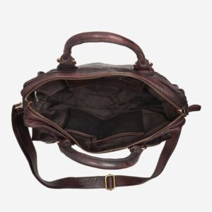 580-1098N Timeless - Bag - Cocoa Brown
