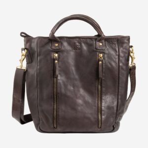 580-1080N Timeless - Shopper - Cocoa Brown