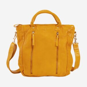 580-1080N Timeless - Shopper - Saffron Yellow