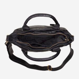 580-1080N Timeless - Shopper - Black Slate