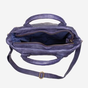 580-1080N Timeless - Shopper - Indigo Blue