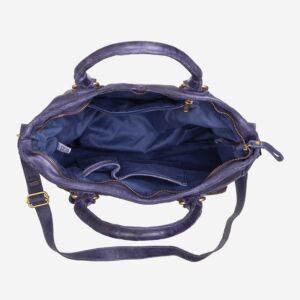 580-1087N Timeless - Bag - Indigo Blue