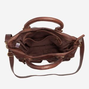 580-1087N Timeless - Bag - Onyx Brown