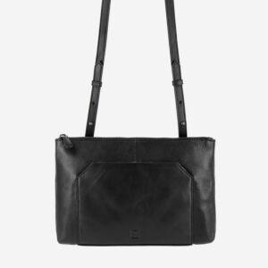 borsa a tracolla da donna con zip