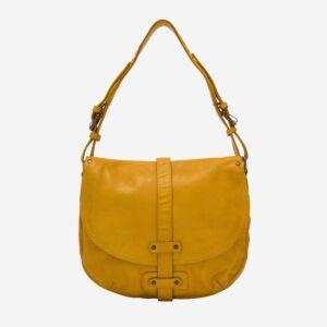 580-1206 Timeless - Bag - Saffron Yellow