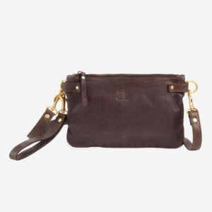 580-1149N Timeless - Pochette - Cocoa Brown