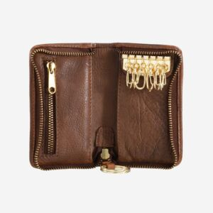 580-1118 Timeless - Key holder - Onyx Brown