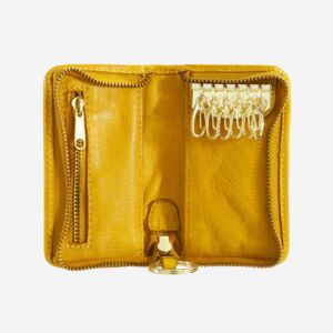 580-1118 Timeless - Key holder - Saffron Yellow