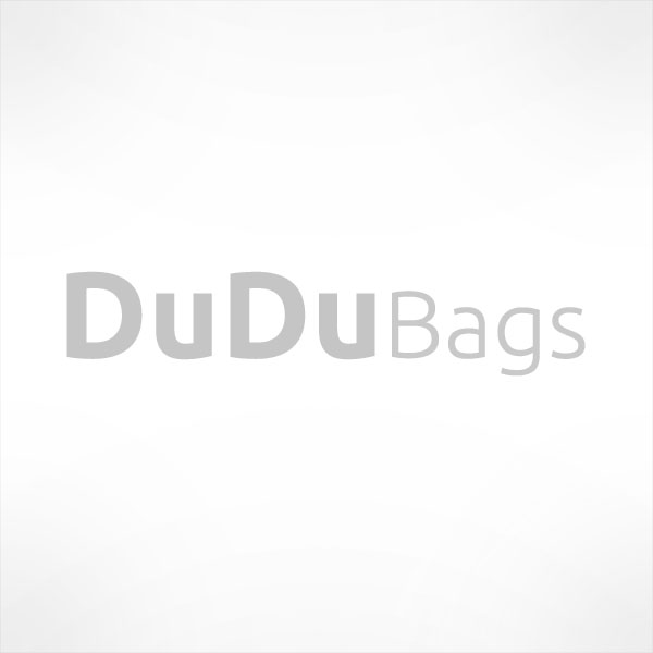 Small leather flat bag