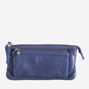 580-1086 Timeless - Purse - Indigo Blue