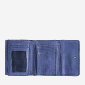 580-1160 Timeless - Wallet - Indigo Blue