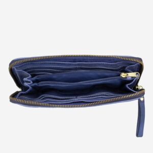 580-276 Timeless - Wallet - Indigo Blue