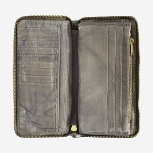 580-1334 Timeless - Wallet - Ash Gray