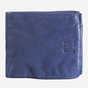 580-473 Timeless - Wallet - Indigo Blue