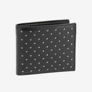 portafoglio uomo con borchie