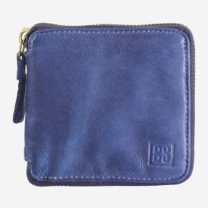 580-1249 Timeless - Wallet - Indigo Blue