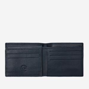 portafoglio uomo piccolo con porta carte di credito