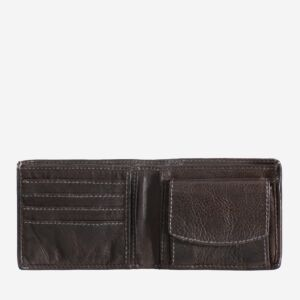 580-900 Timeless - Wallet - Cocoa Brown