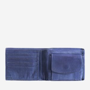 580-900 Timeless - Wallet - Indigo Blue