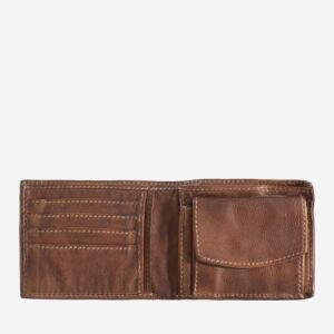 580-900 Timeless - Wallet - Onyx Brown