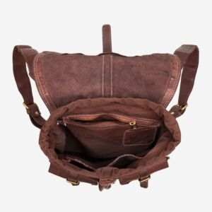 580-1148N Timeless - Backpack - Onyx Brown